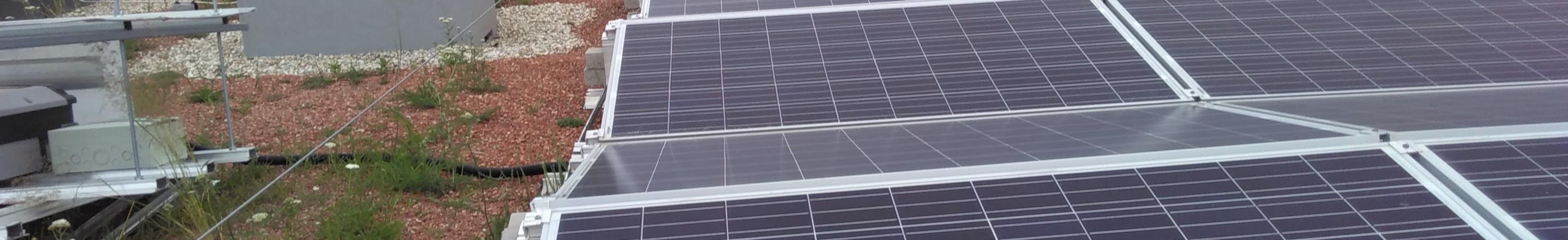 Sonnenkraft PV-Projekt